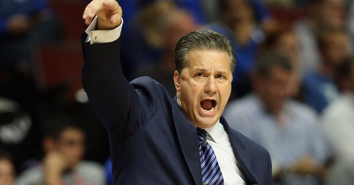 Calipari S Kentucky Wildcats Are Young Streaky And Loaded: College Basketball: John Calipari Previews Mississippi