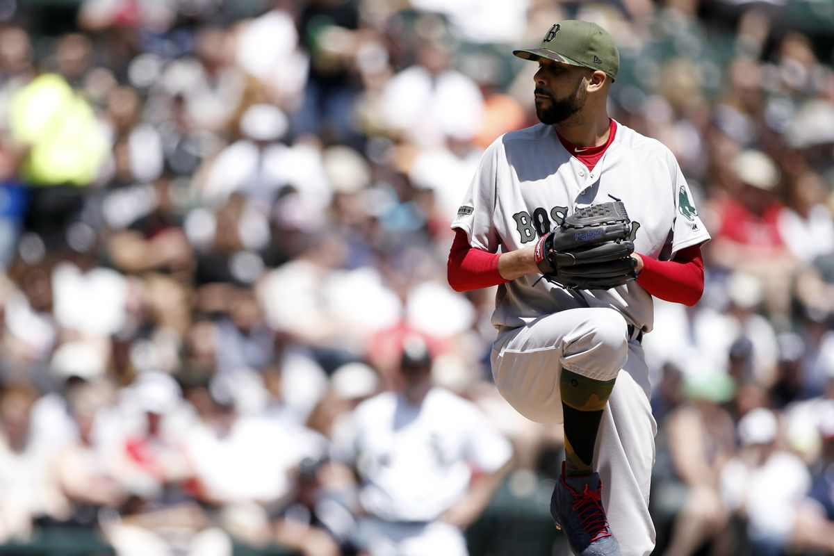 Price makes season debut as Red Sox fall in Chicago