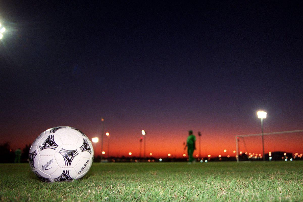 GENERIC Soccer - Adidas Tango Balls - Sunset