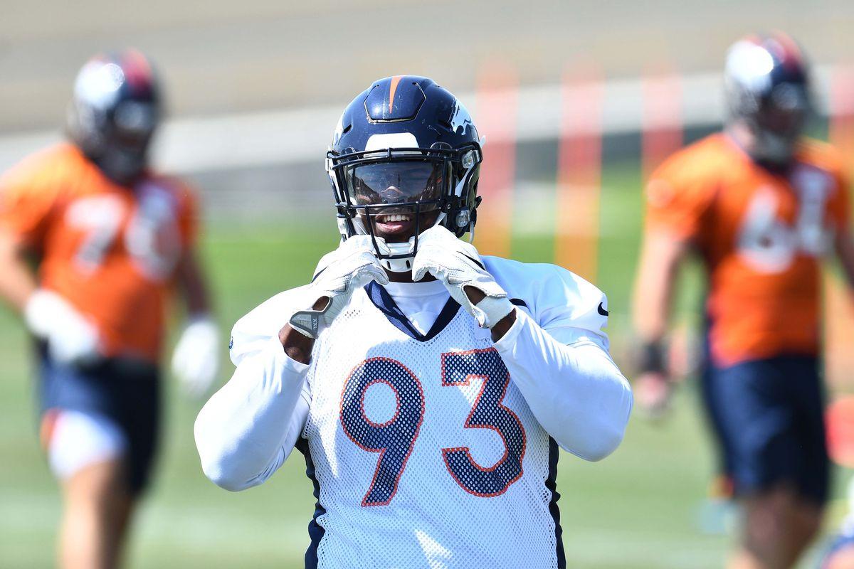 NFL: Denver Broncos-Minicamp