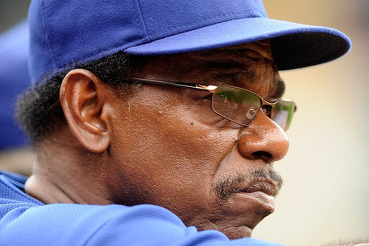 BALTIMORE - AUGUST 22:  Manager Ron Washington of the Texas Rangers watches the game against the Baltimore Orioles at Camden Yards on August 22 2010 in Baltimore Maryland.  (Photo by Greg Fiume/Getty Images)