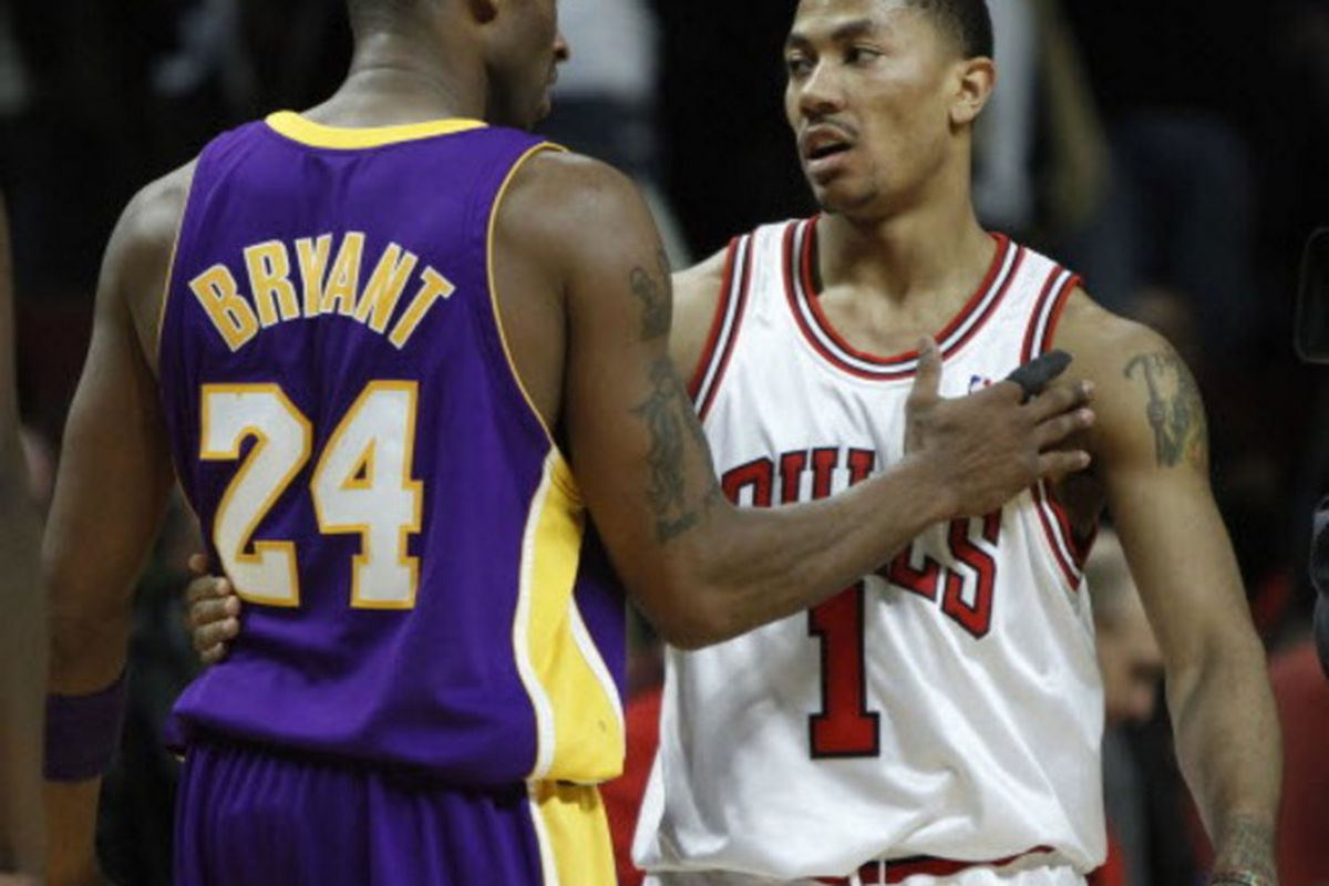 huge discount a2cce 15980 GALLERY: Kobe Bryant at the United Center through the years ...