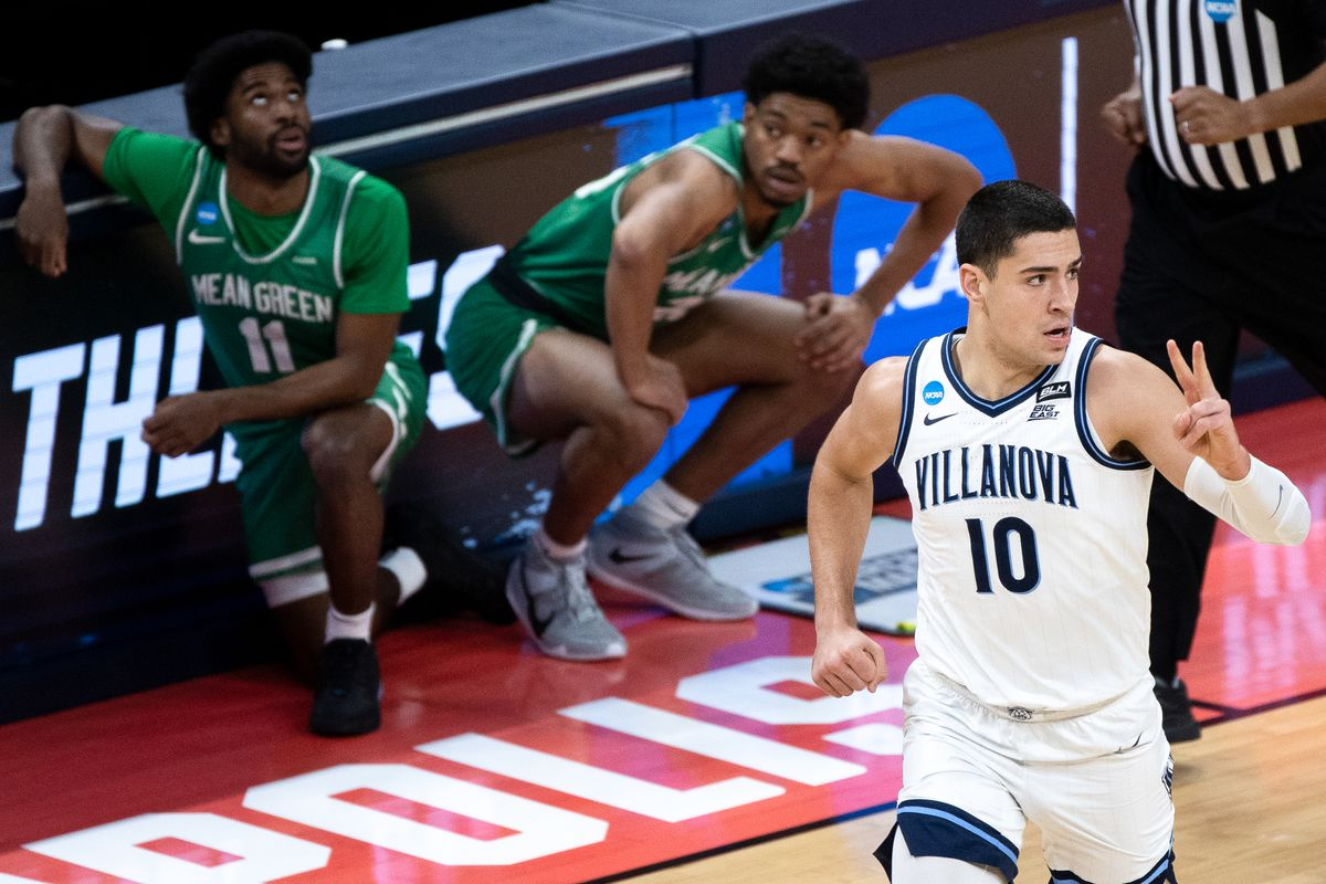 NCAA Basketball: NCAA Tournament-North Texas at Villanova