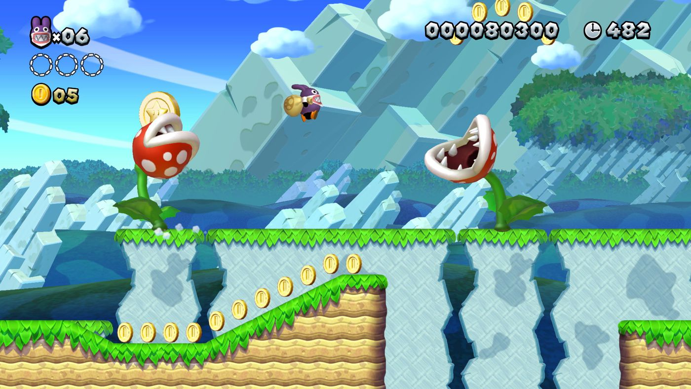 New Super Mario Bros U Deluxe review: 2019's first great
