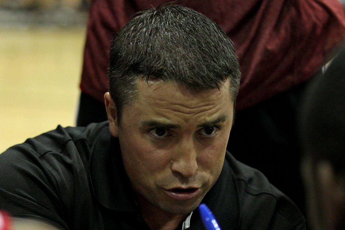 Summer League head coach Dan Craig