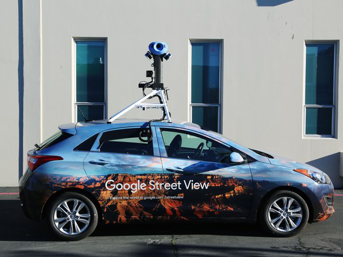 Google Has Updated Its Street View Cameras For The First Time In