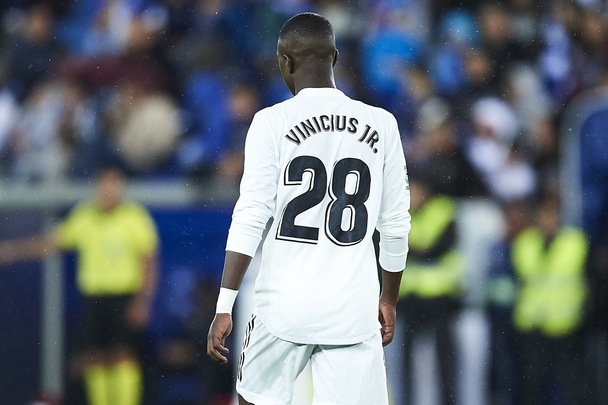 new style dd708 7dfe4 X-Factor: Vinicius JR Deserves More Minutes - Managing Madrid