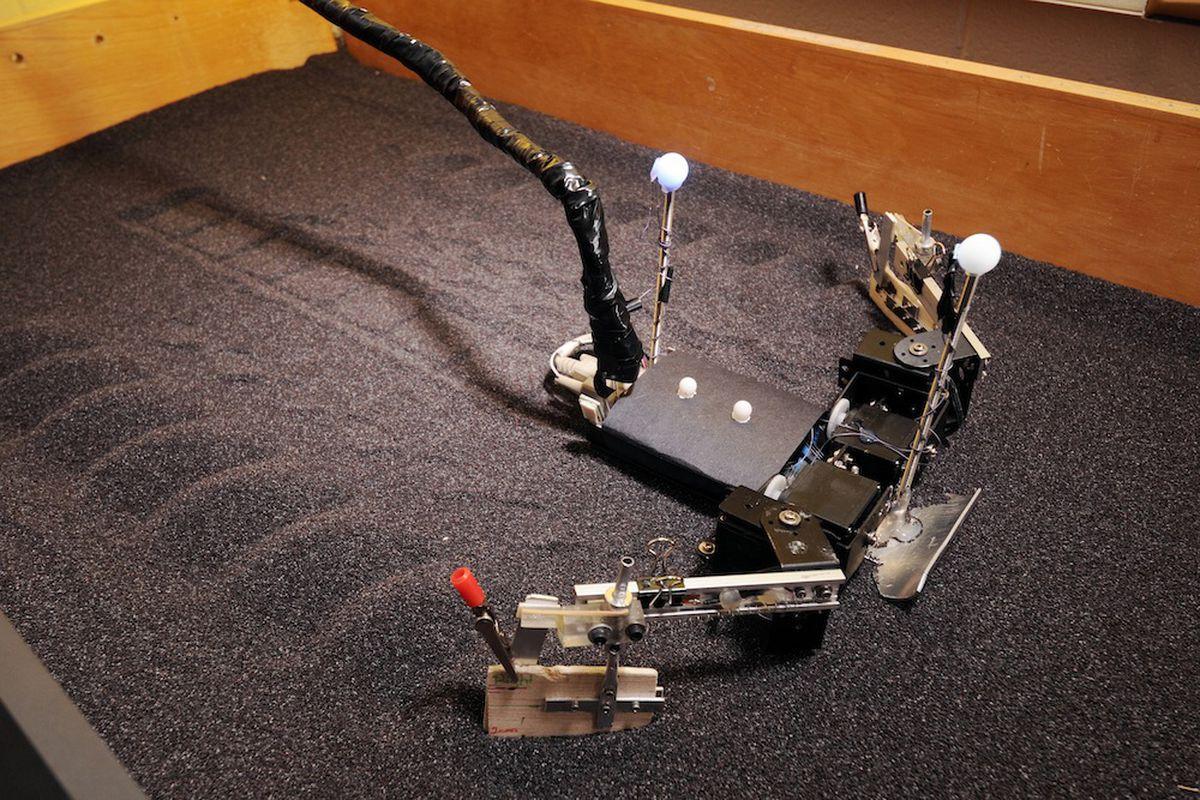 Flipper Robot