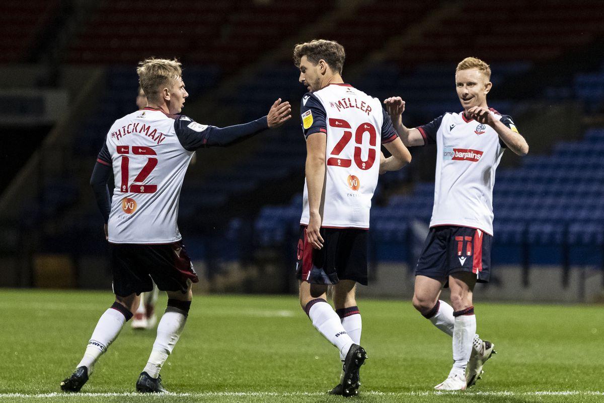 Bolton Wanderers v Crewe Alexandra - EFL Trophy