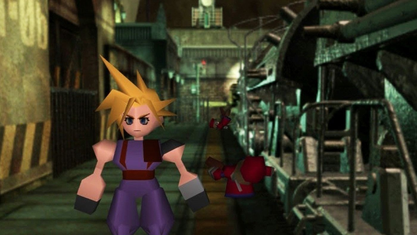 Why The Original Final Fantasy 7 Remains Essential Even After The Remake Polygon