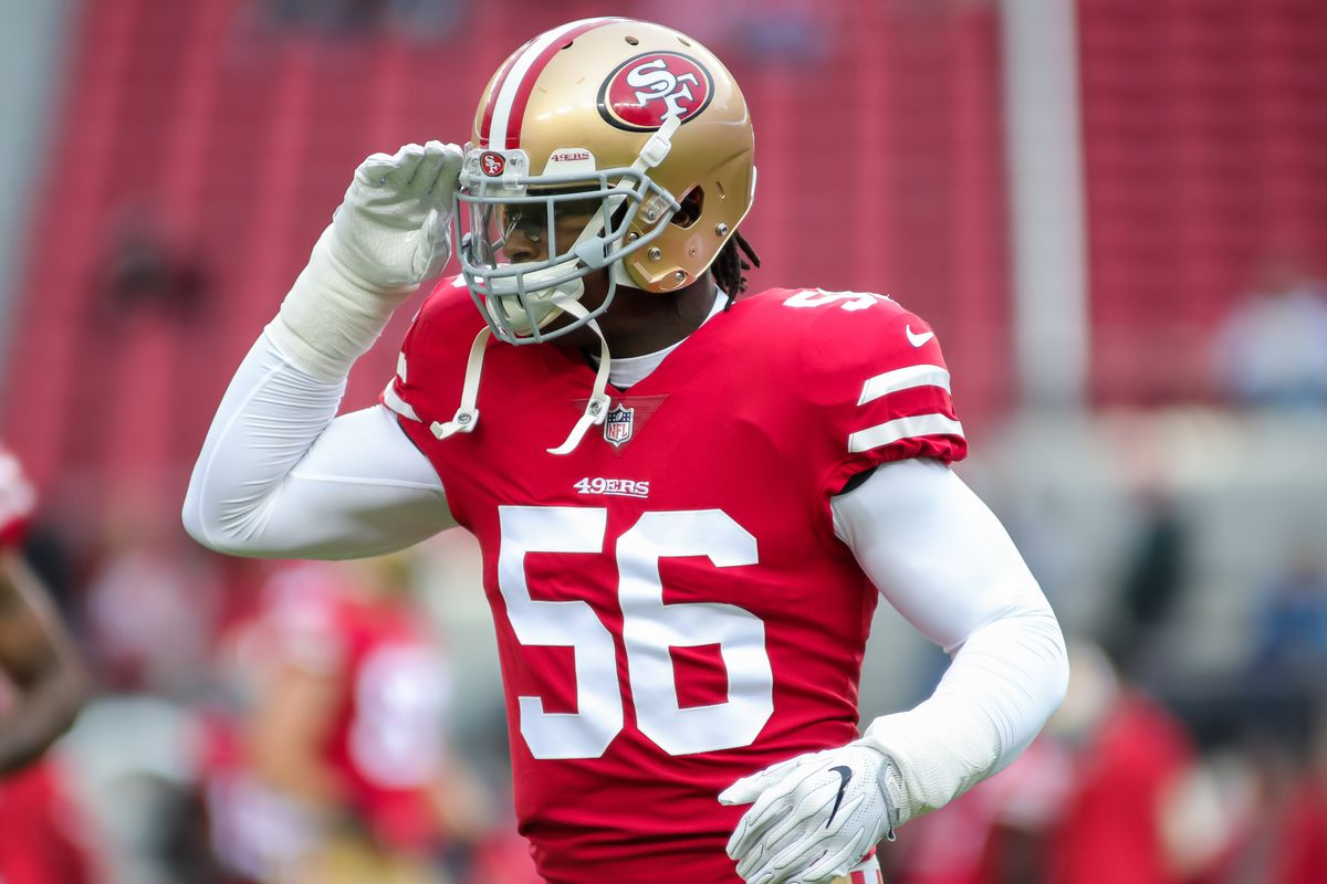 the latest a957f 2c057 The NFL is still investigating Redskins LB Reuben Foster for ...