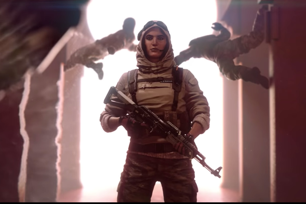 Rainbow Six Siege team reverses course, will not censor the