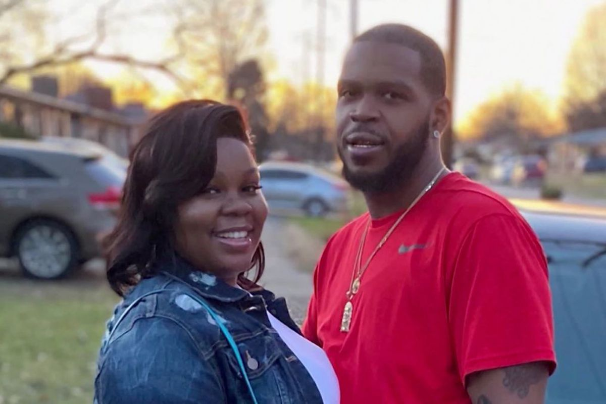 Breonna Taylor and Kenneth Walker