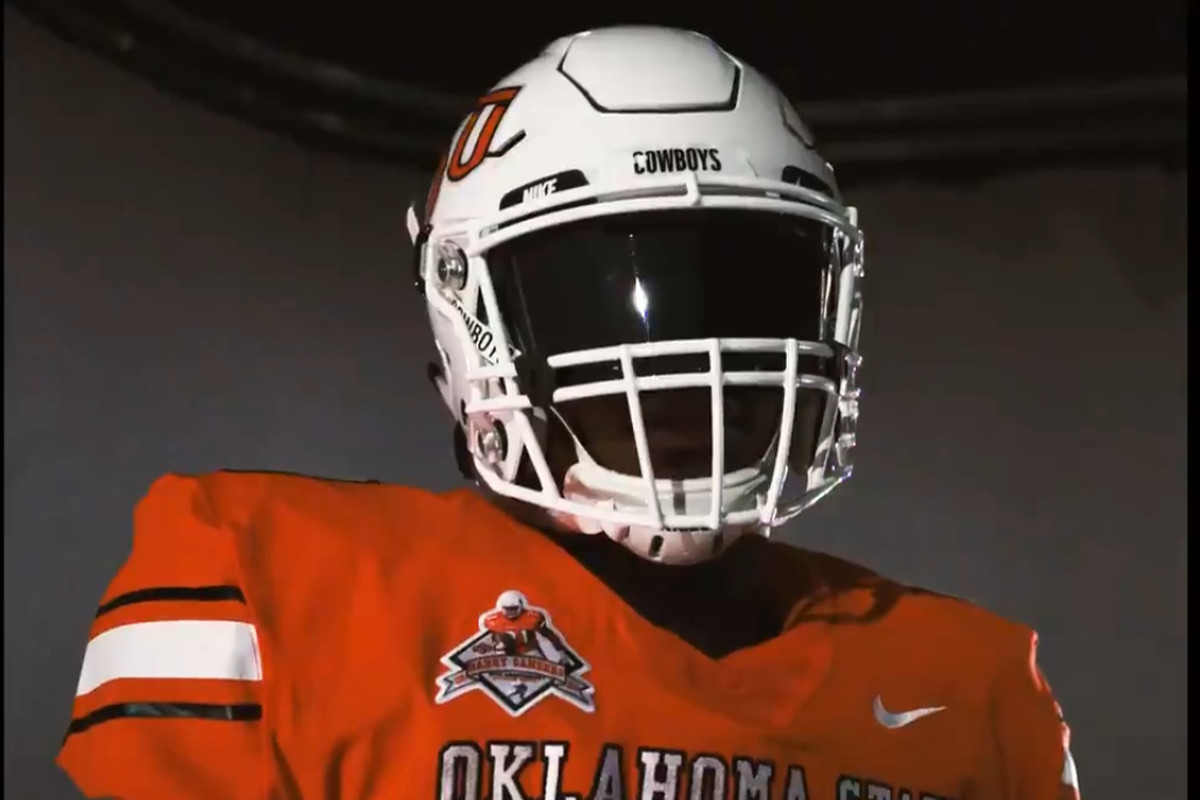 53da5339f High Noon Highlights(10 22)  Oklahoma State unveils throwback uniforms for  Homecoming