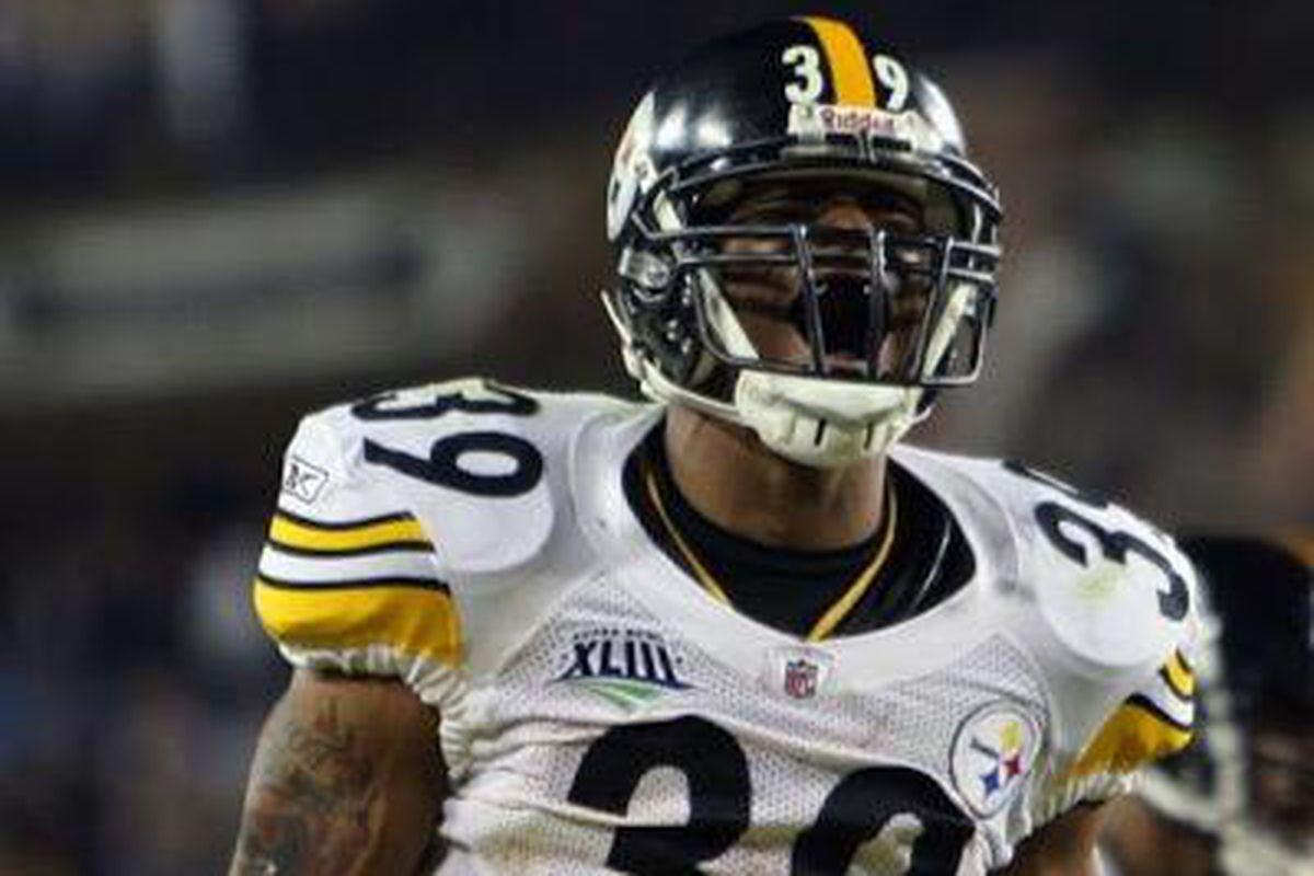 2489718b3cf Throwback Thursday: Willie Parker's short but sweet Steelers career ...