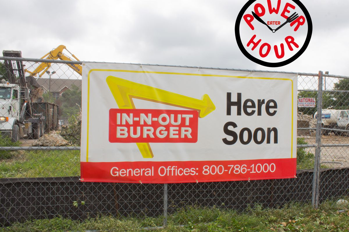 In-N-Out Burger's construction
