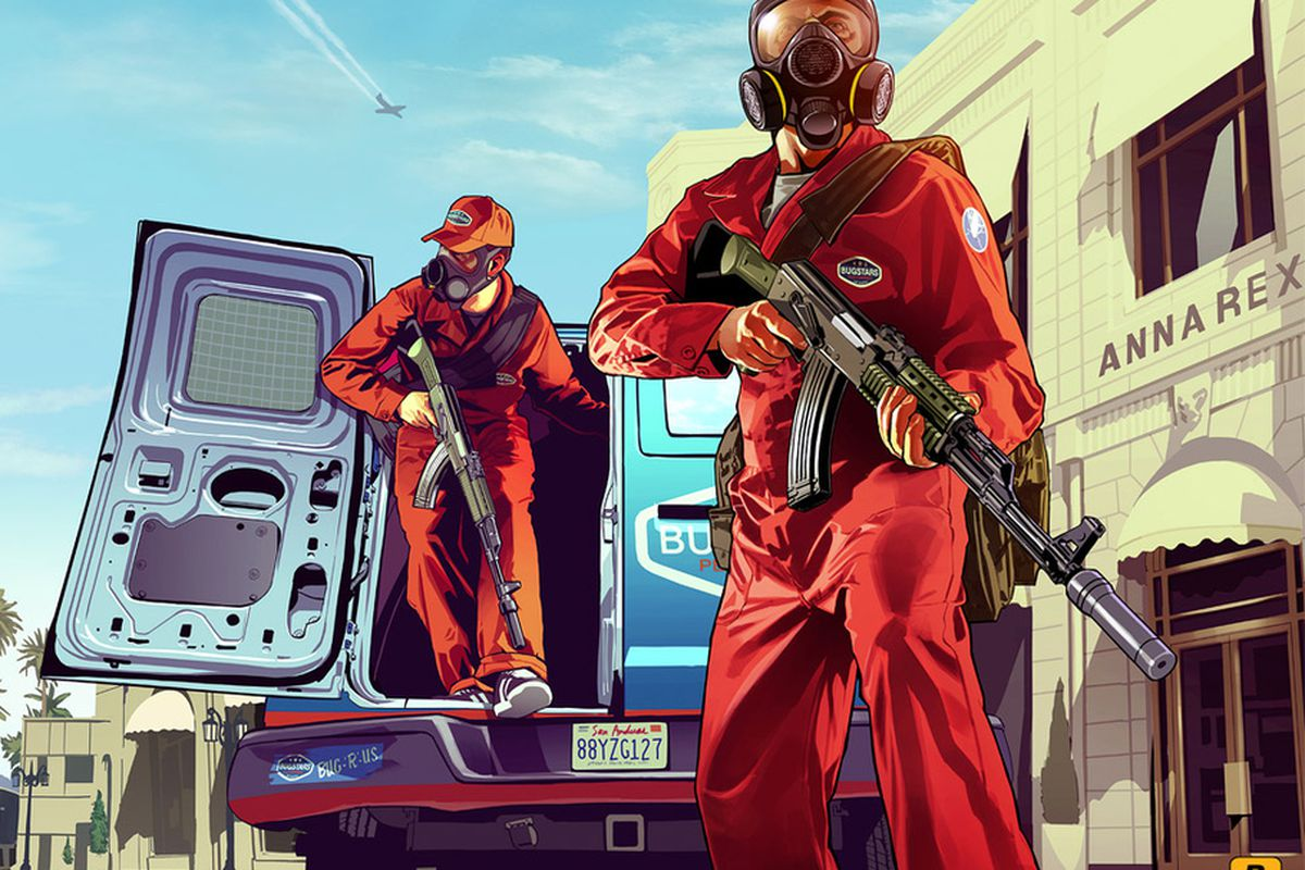 GTA Publisher Plans to Have Microtransactions in All Future Games