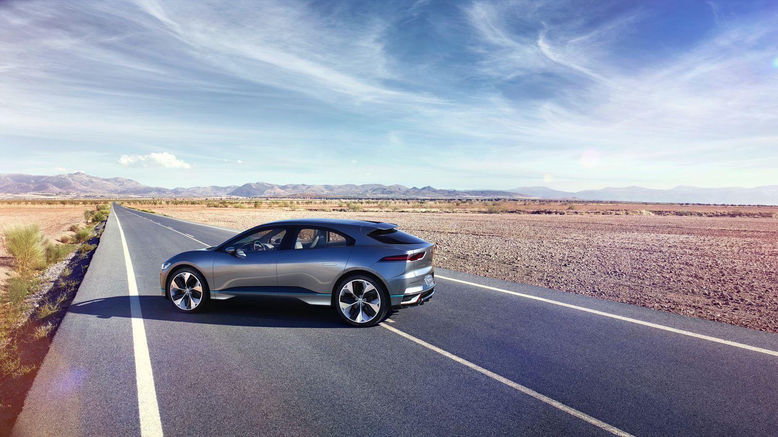 Jaguar I Pace Concept Location Sm on Jaguar Battery Location