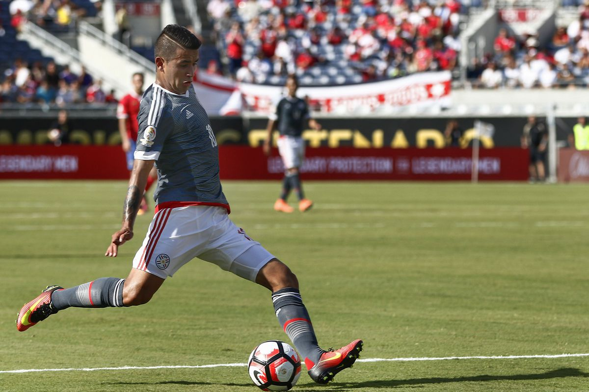 Soccer: 2016 Copa America Centenario-Costa Rica at Paraguay