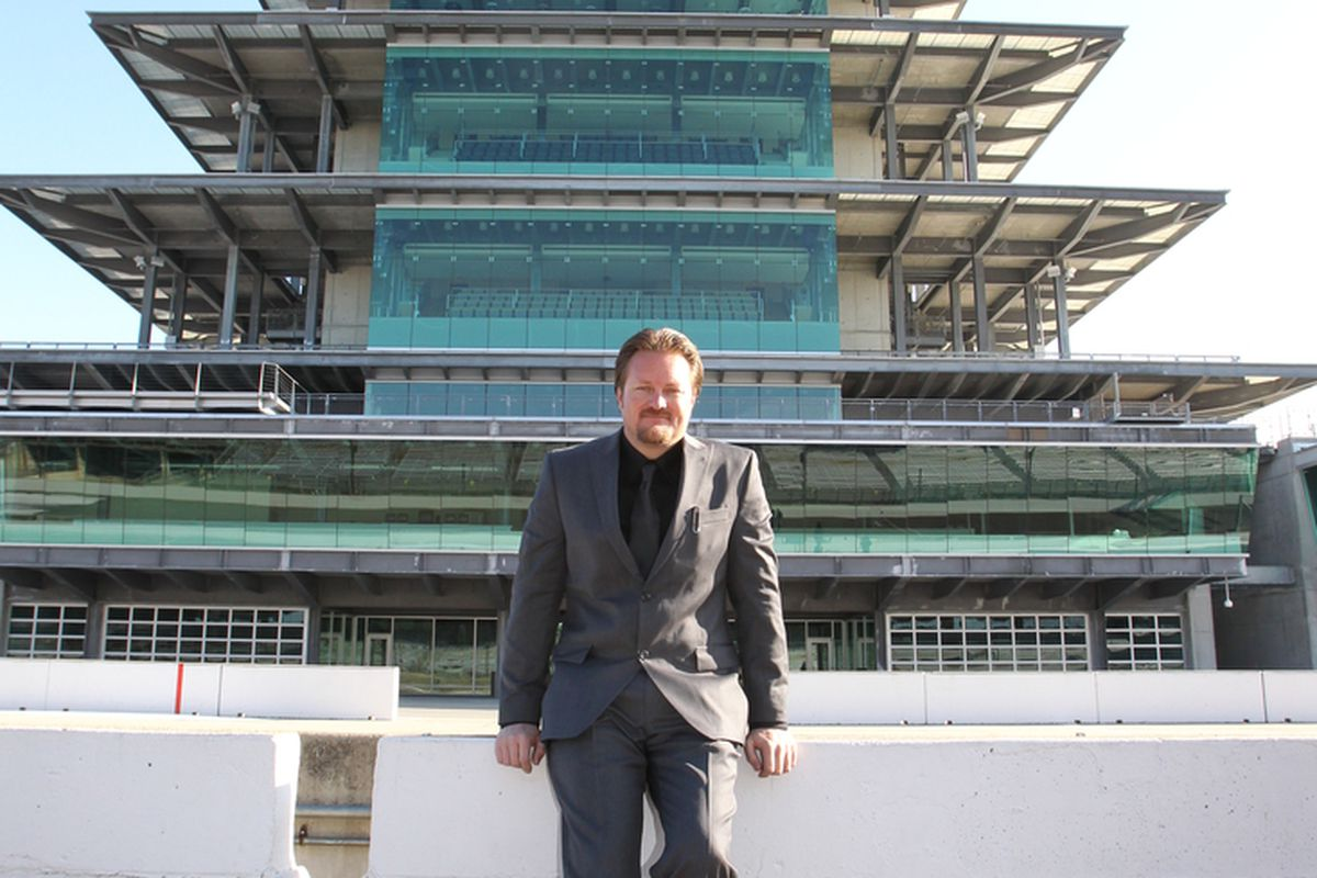 For Beaux Barfield, newly-announced director of Race Control for the IZOD IndyCar Series, each brick at the Indianapolis Motor Speedway start/finish line may be an unexploded mine. (Photo: IndyCar)