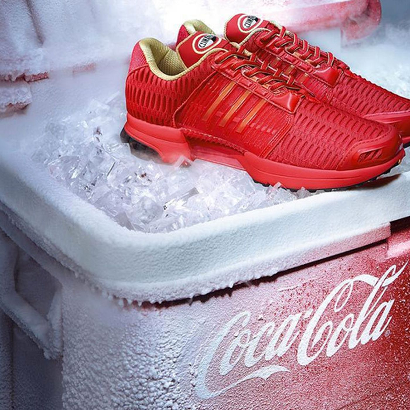 Adidas and Coca-Cola Team Up on Soda-Inspired Sneakers - Eater