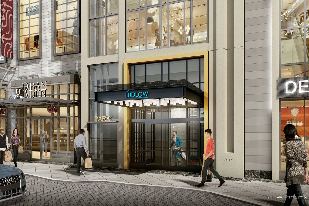 New East Market apartment renderings revealed - Curbed Philly