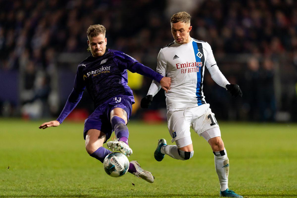 VfL Osnabrueck v Hamburger SV - Second Bundesliga