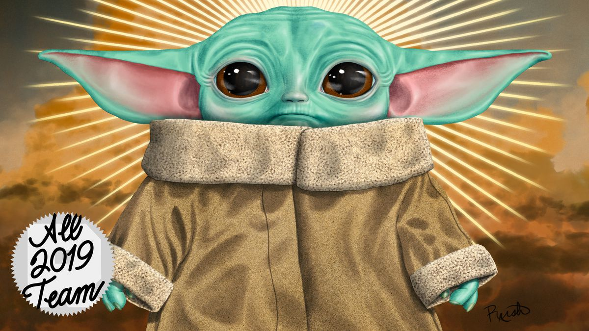 Disney Is Not Your Friend But It S Ok If Baby Yoda Is The
