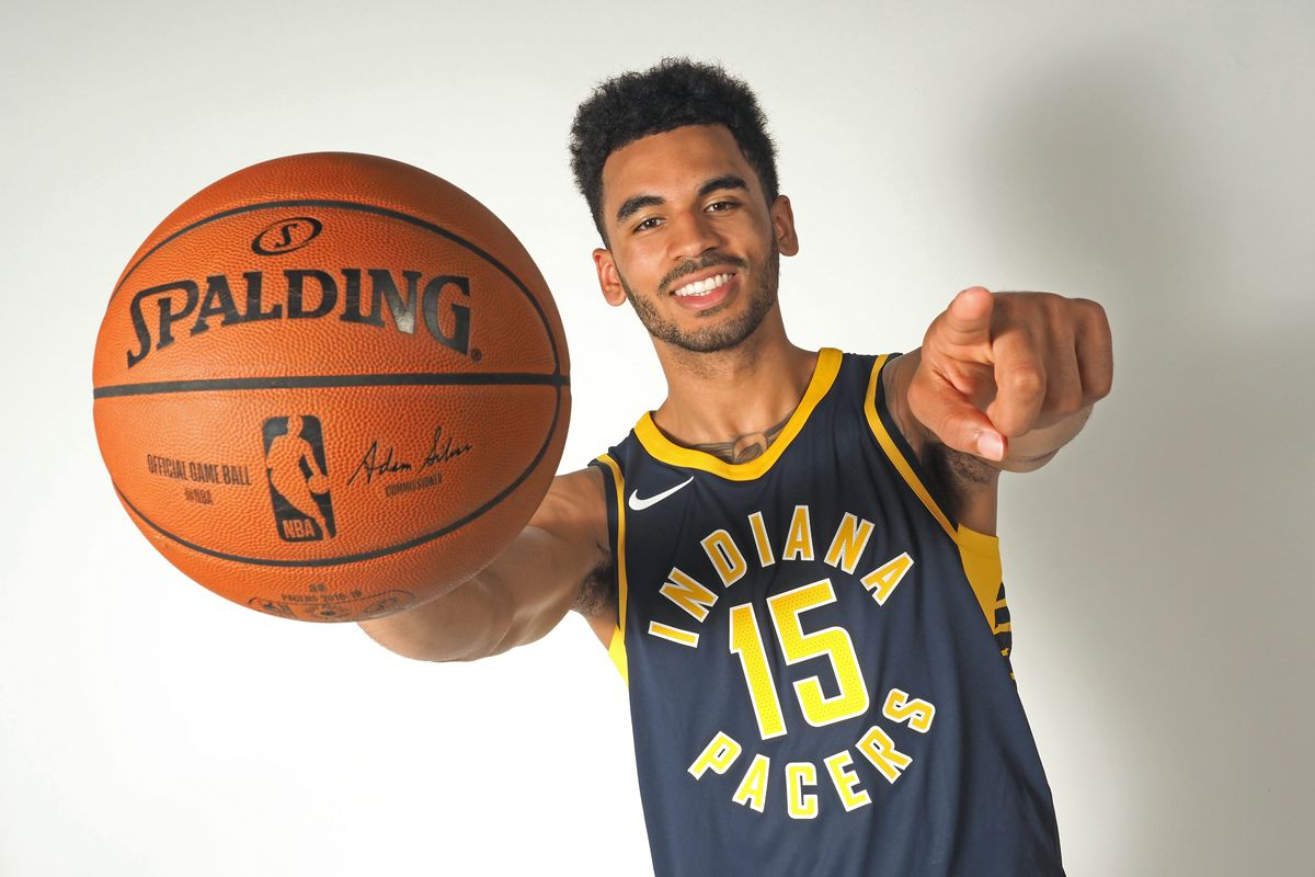 Indiana Pacers Introduce New Players - Portratis