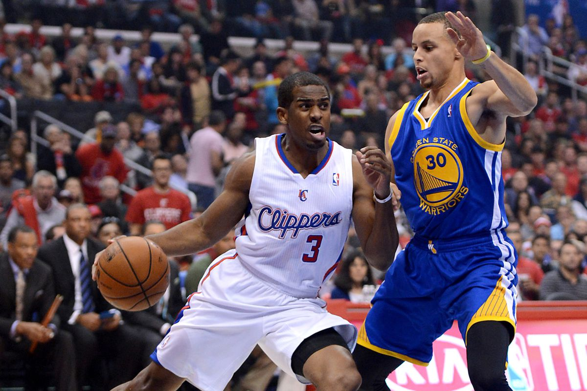 Chris Paul's performance managed to overshadow a spectacular shooting performance from Stephen Curry in a Warriors loss.