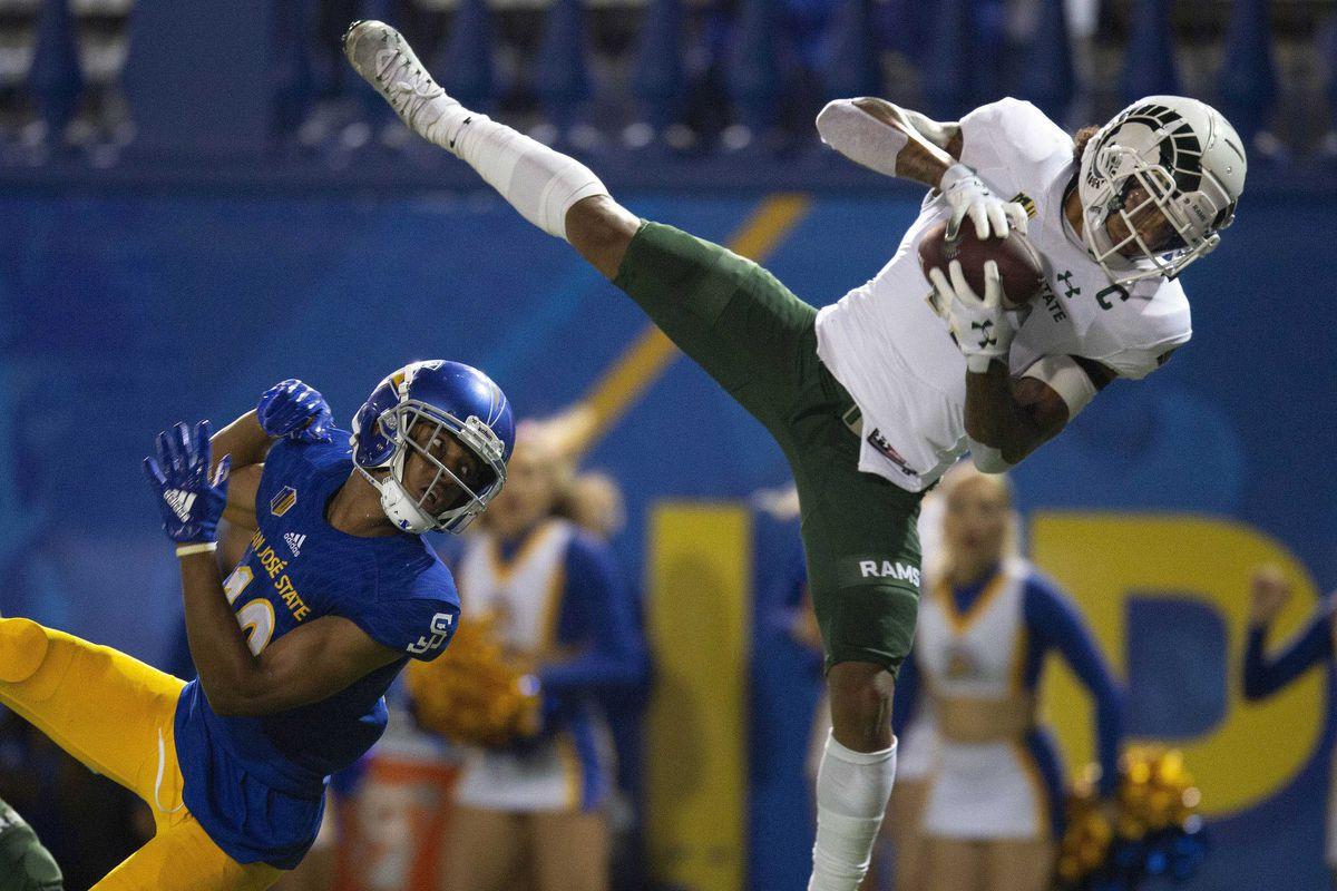 NCAA Football: Colorado State at San Jose State