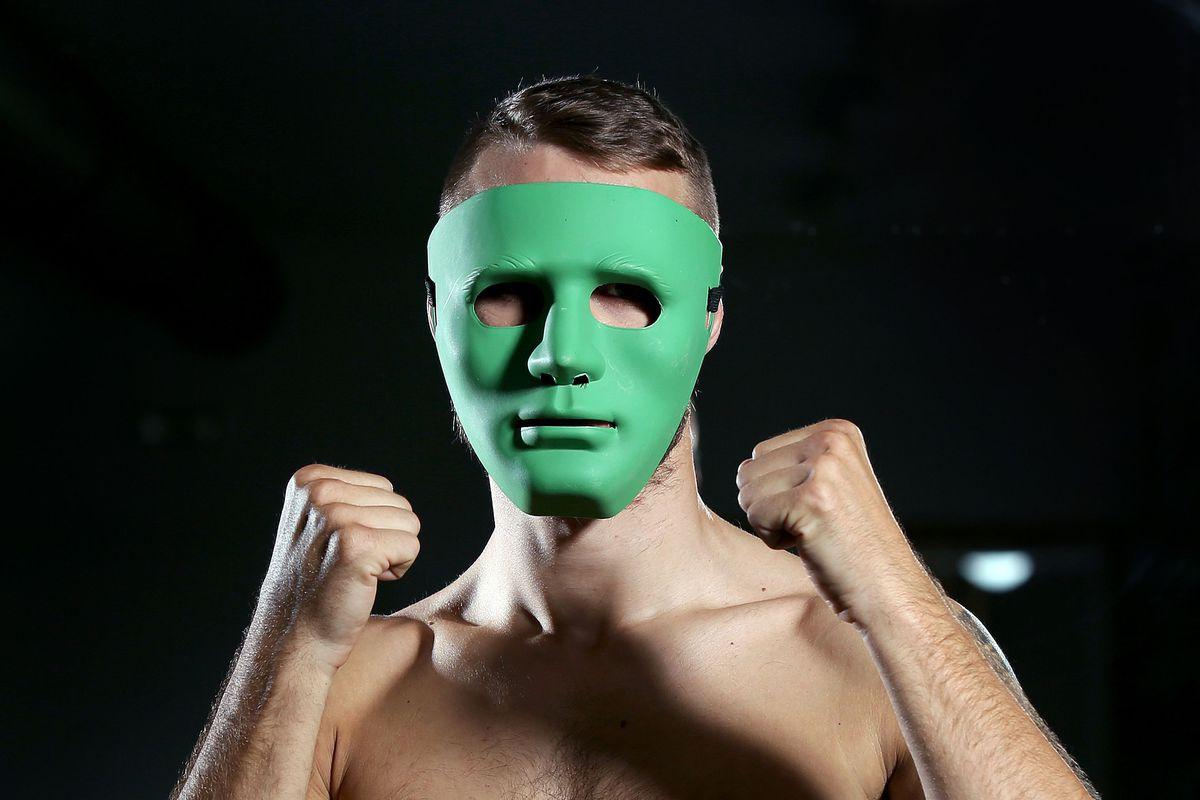 Niklas Stolze UFC Vegas 33