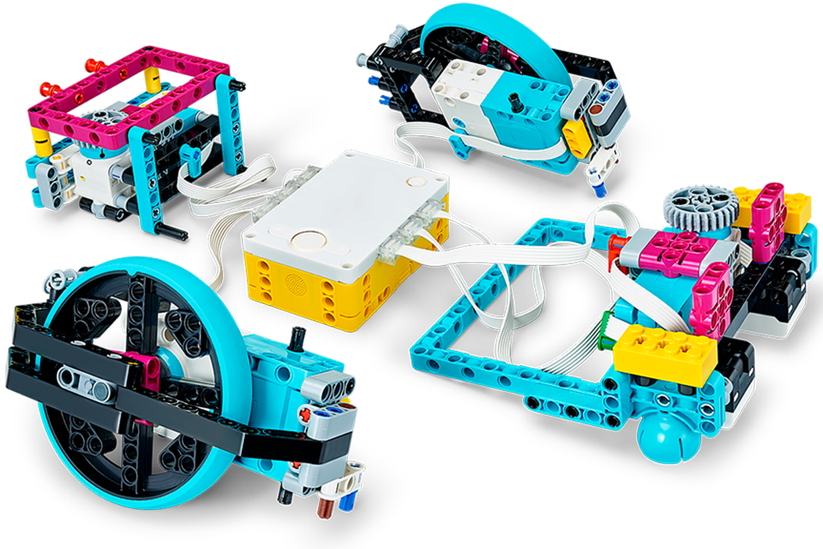 Lego S Spike Prime Brings New Programmable Bricks To The