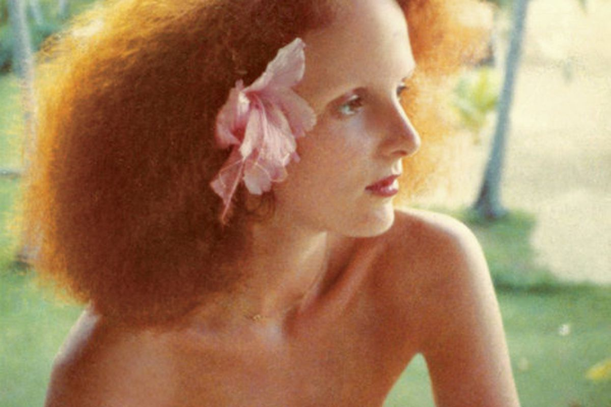 """Photo of Coddington from the cover of her memoir, """"Grace."""""""