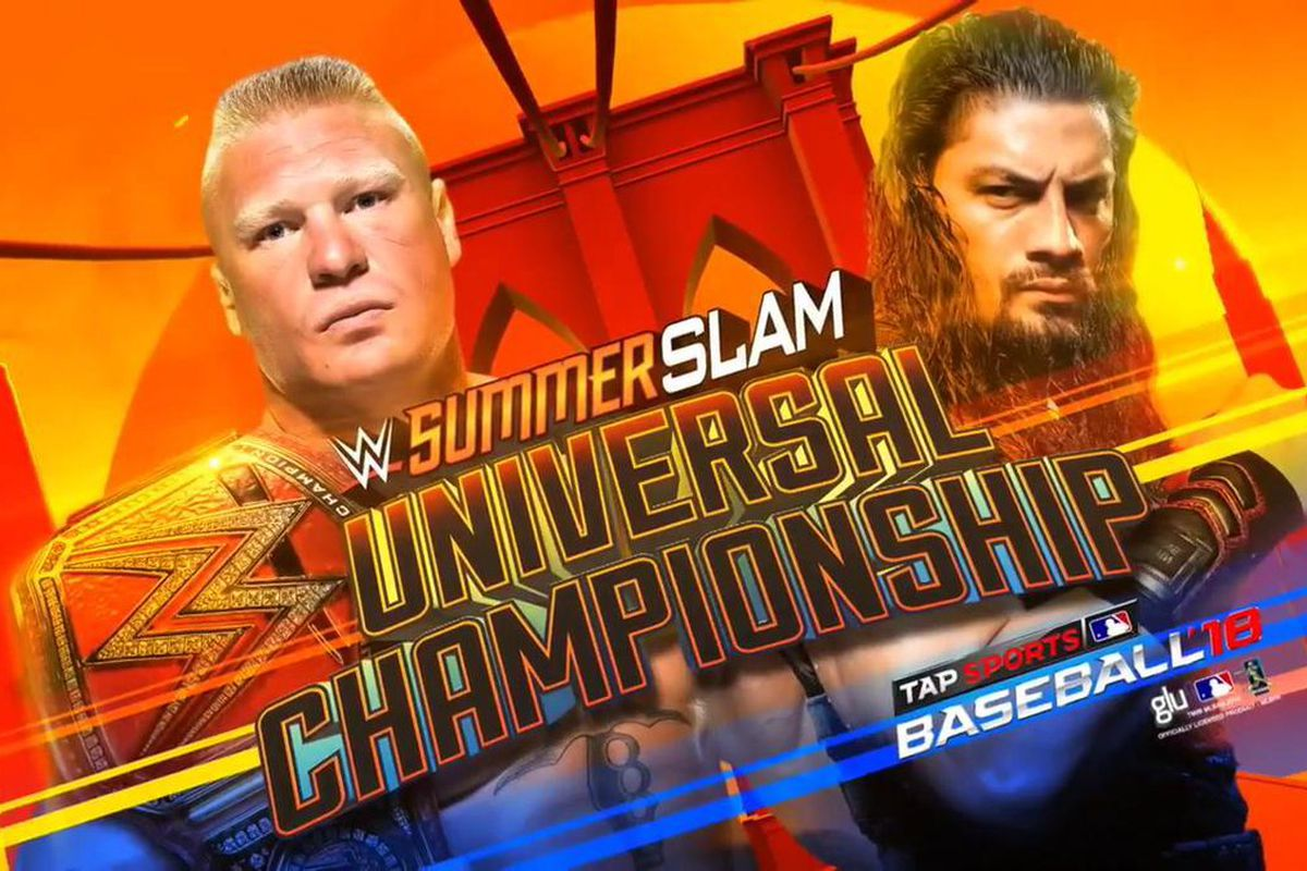 latest summerslam betting odds give us some heavy favorites