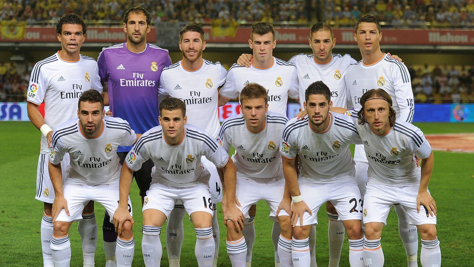 Managing Madrid A Real Madrid Community: Villarreal Vs. Real Madrid, Tactical Analysis: Madrid