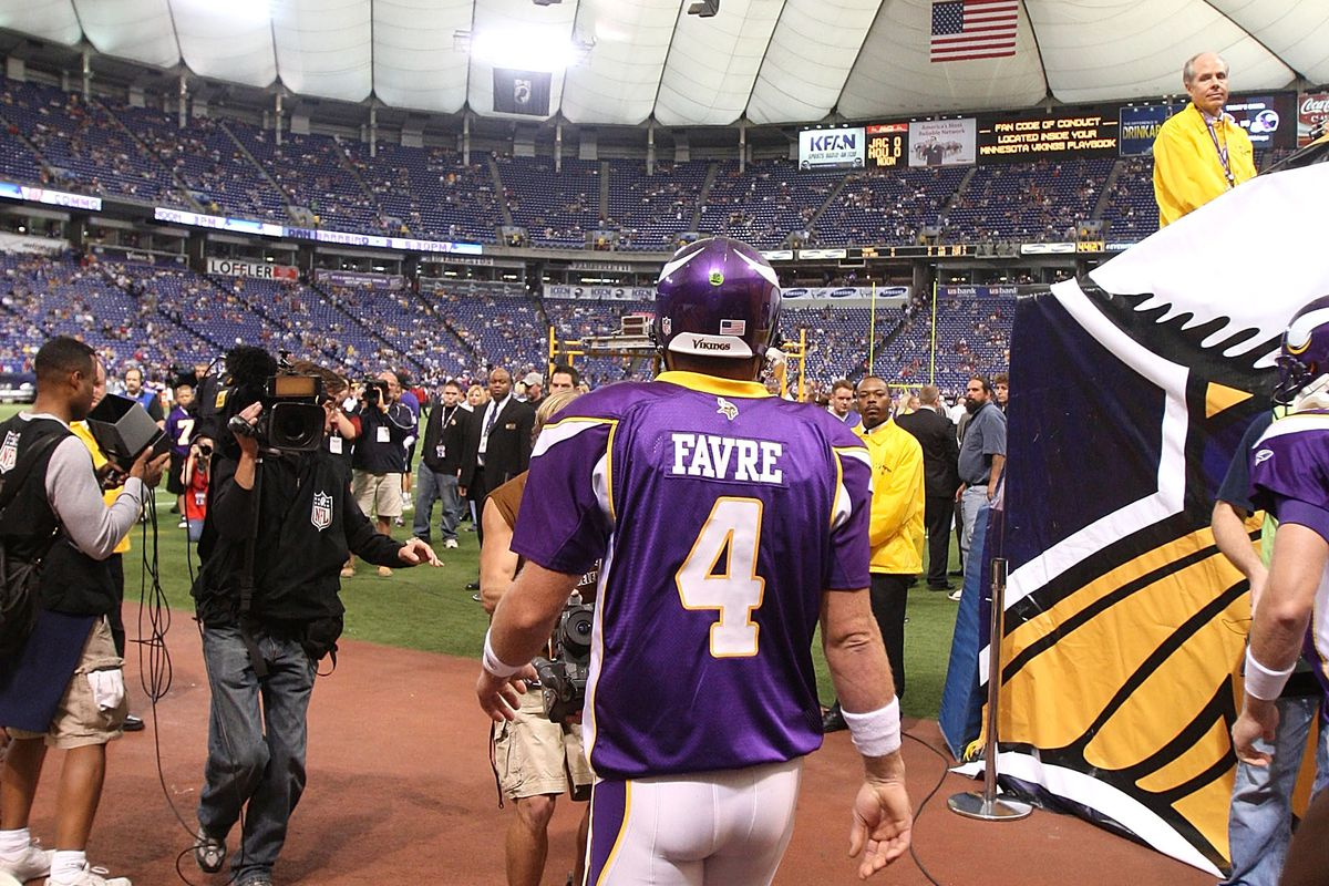 In Metrodome Today Somebody Played Like >> Minnesota Vikings News And Links February 14th 2019 Daily Norseman