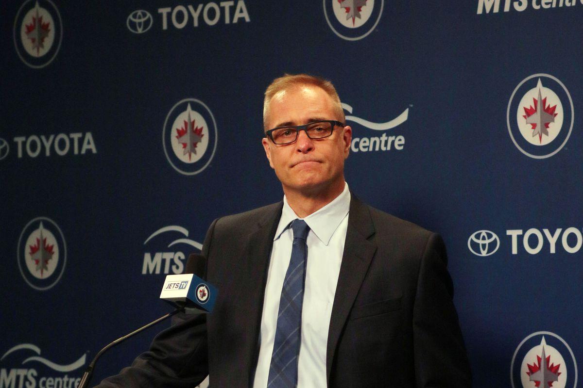NHL: Montreal Canadiens at Winnipeg Jets
