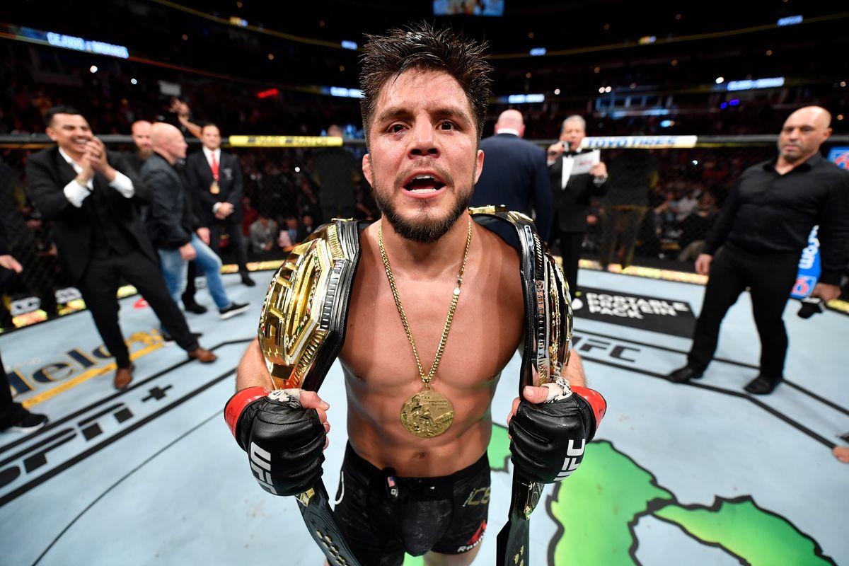 UFC 238: Cejudo v Moraes