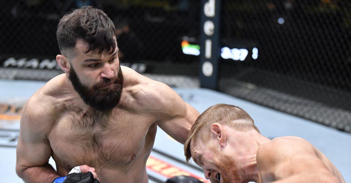 Julian Marquez challenges Patrick Mahomes, Chiefs stars to contest following UFC Vegas 23 win, Chiefs respond