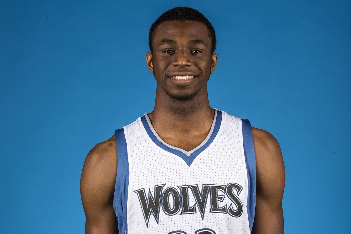 Andrew Wiggins is one of many Canadian rookies looking to make an impact this year.