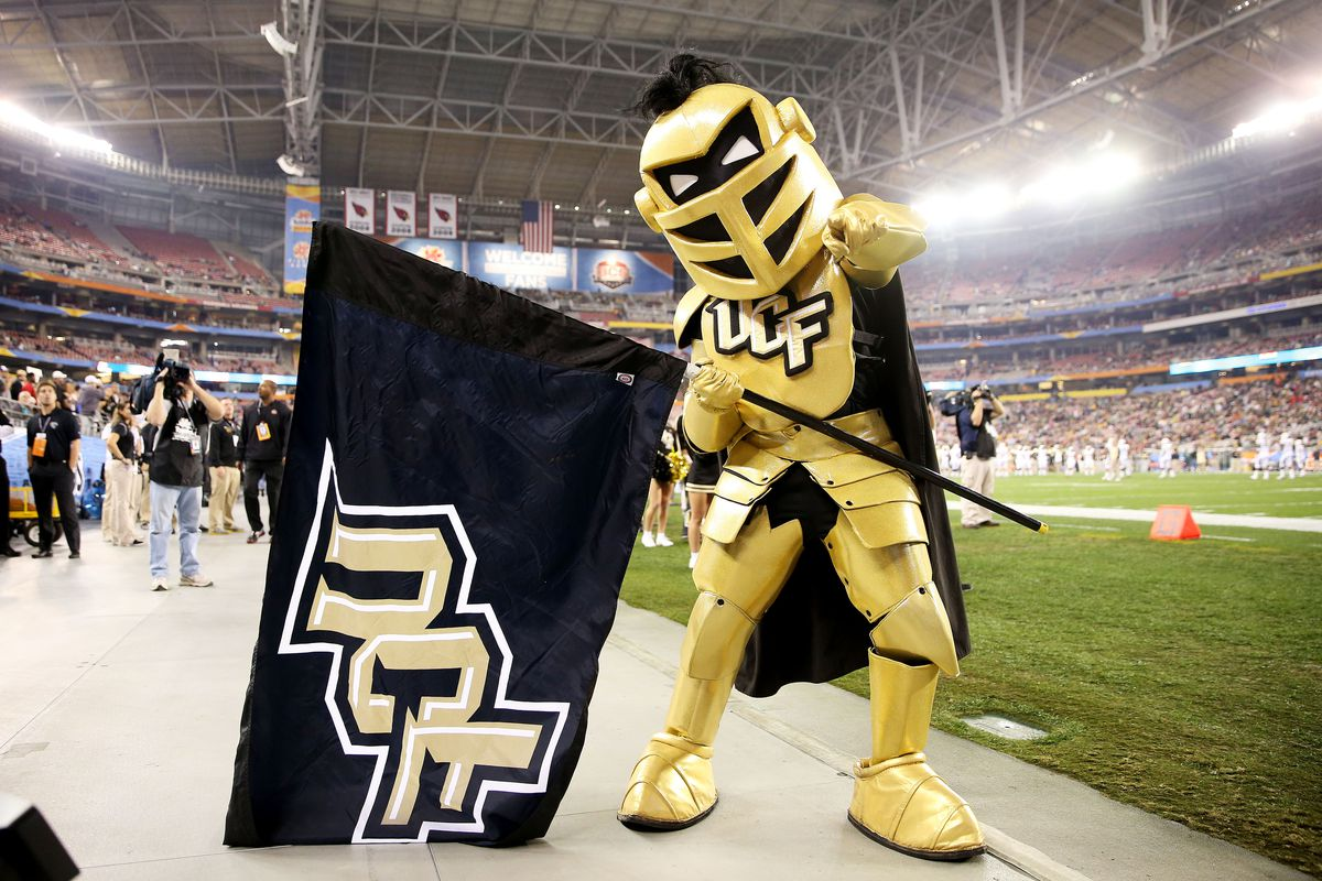 They call him Knightro.