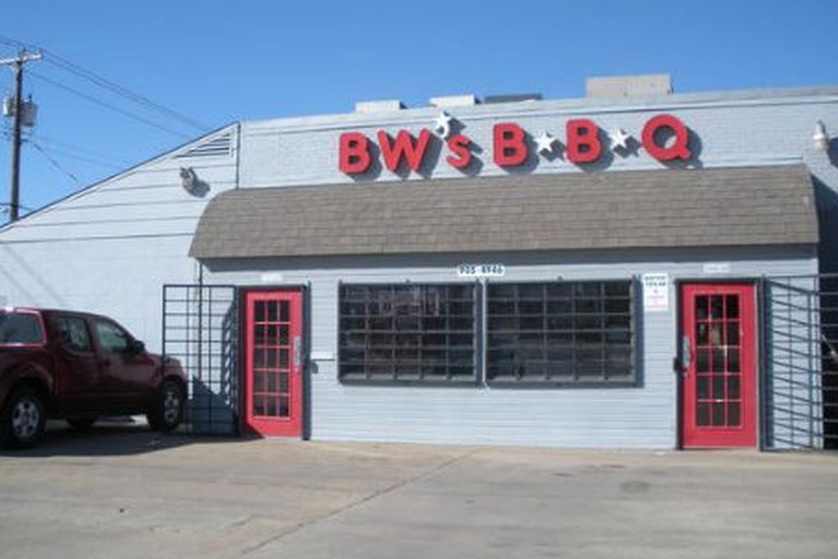 Slow Bone will take over the BW's BBQ space.