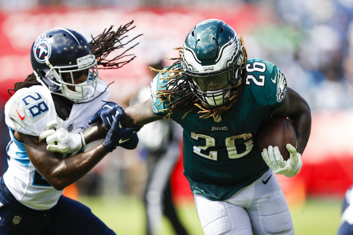 low priced 4b9ae f584c Five free agent running backs who could replace injured ...