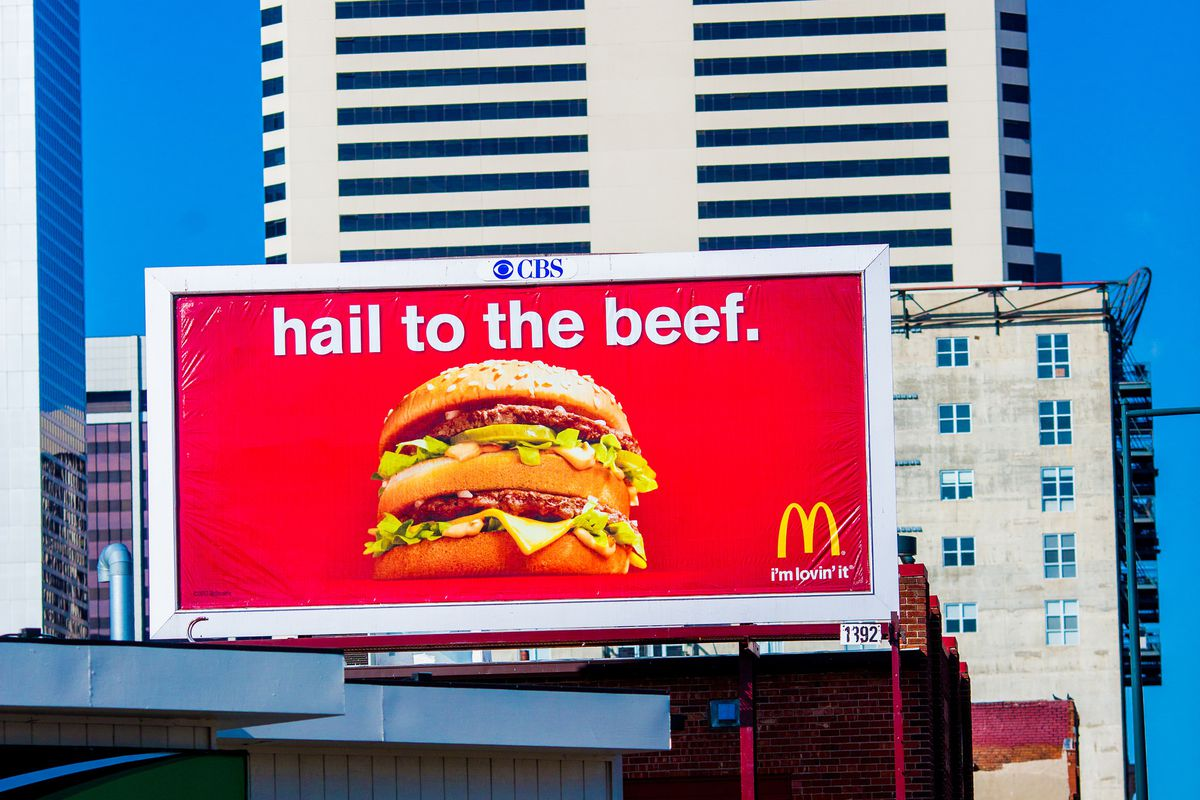 The Waze App Knows Exactly When You're Seeing McDonald's Billboards