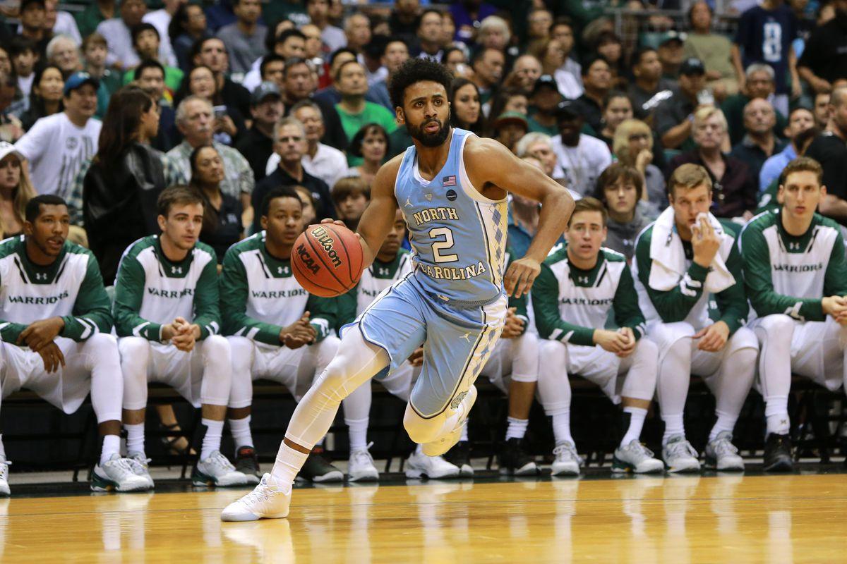 NCAA Basketball: North Carolina at Hawaii