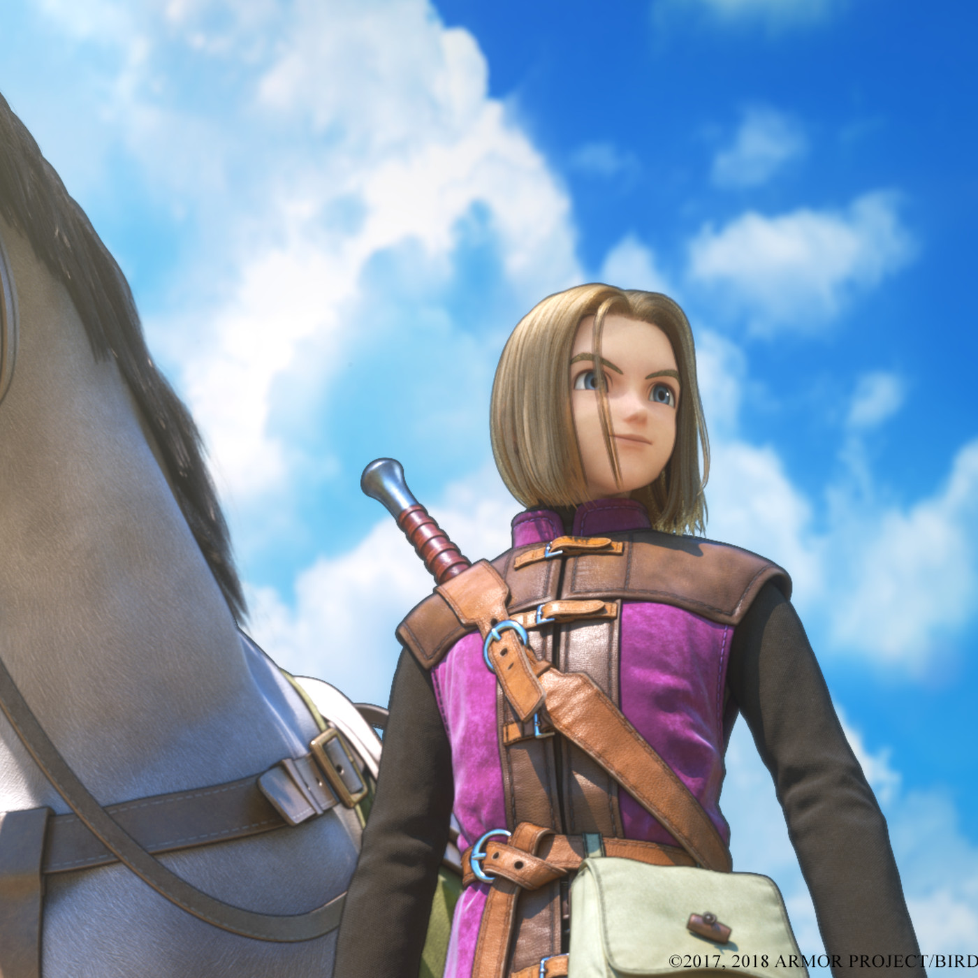 Dragon Quest 11 review: video game comfort food - The Verge