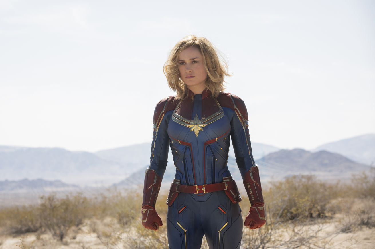 captain marvel explained by the people who reimagined her