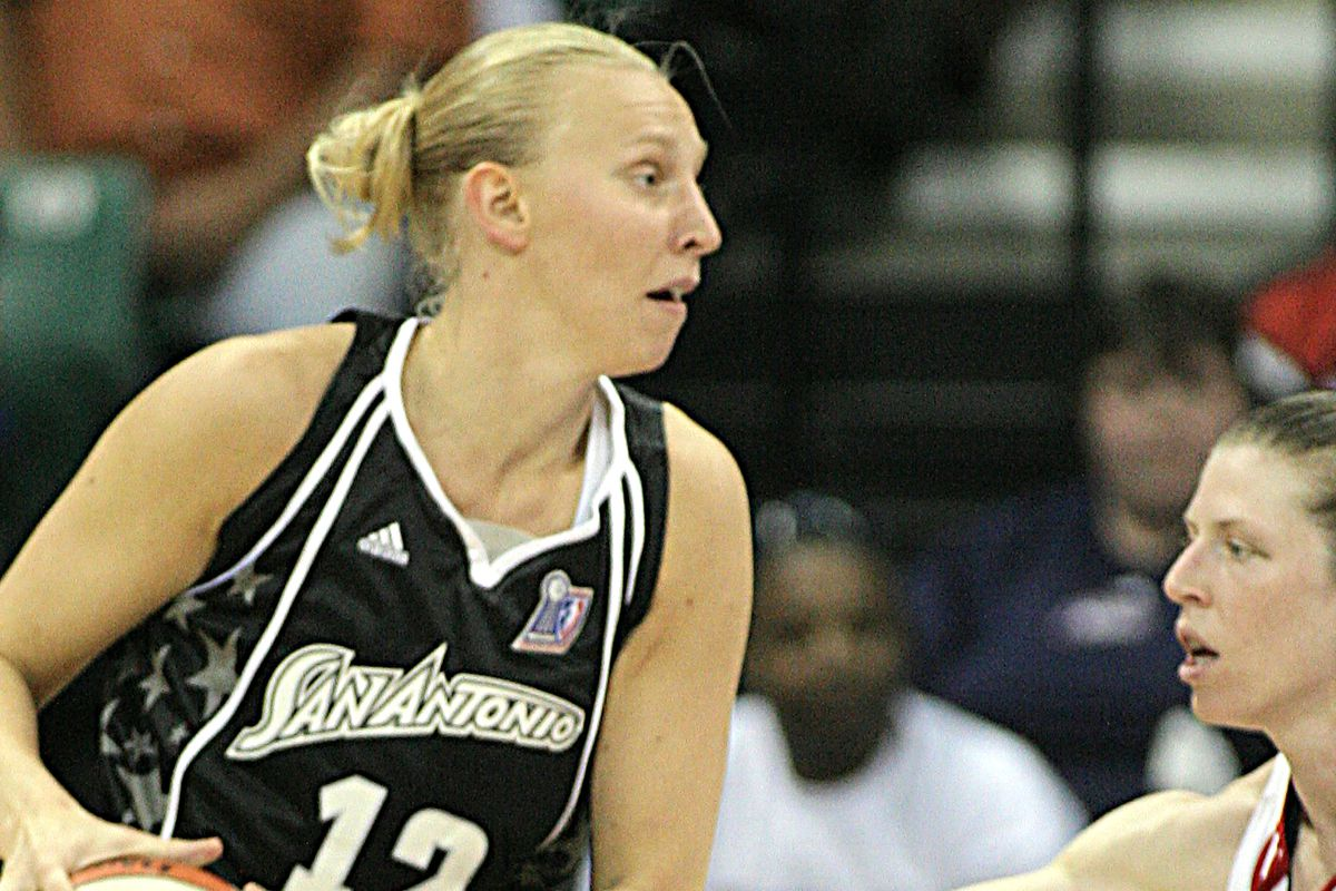 WNBA Finals Game 3: San Antonio Silver Stars v Detroit Shock