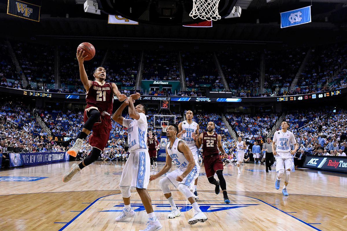 ACC Basketball Tournament - Boston College v North Carolina